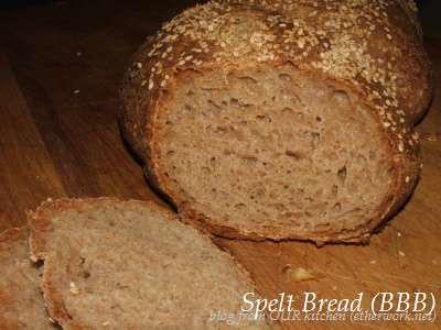 Spelt Bread (BBB)