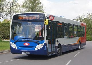 Stagecoach Cambridge AE13EEB (c) David Bell