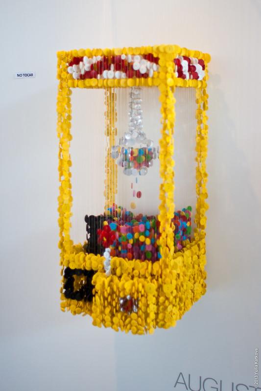 Augusto Esquivel - Now Contemporary Art - ART Lima