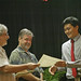 The University of Hawaii at Manoa's College of Engineering held its annual spring convocation ceremony for graduating engineering students at Campus Center in front of 500 family and friends. May 10, 2013