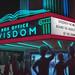 Box Office Wisdom by IanDaleArt