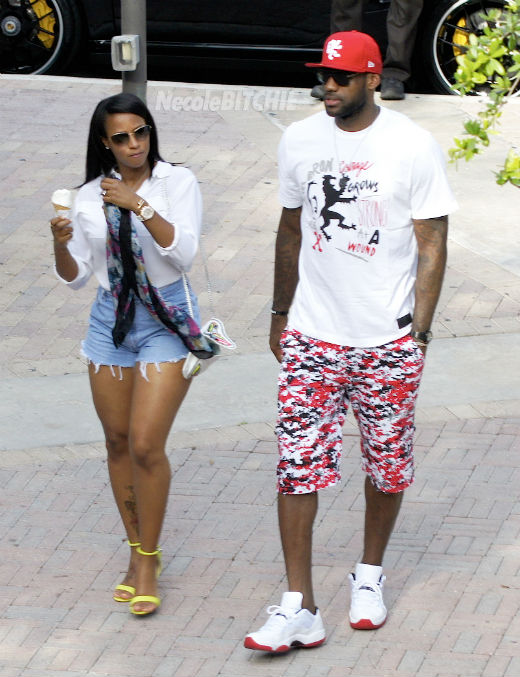 Lebron-and-Savannah (1)