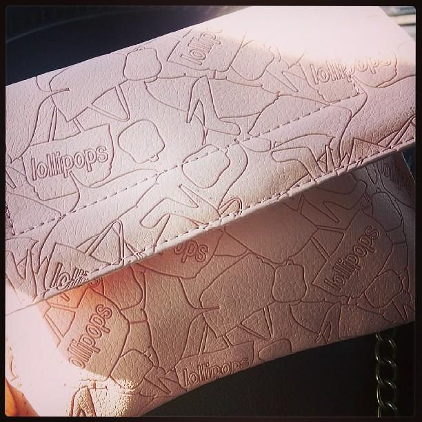 J'ai encore un eu cadeau avec mes 4 amours ♥ #sac #bag #lollipops #mode #blog #blogueuse