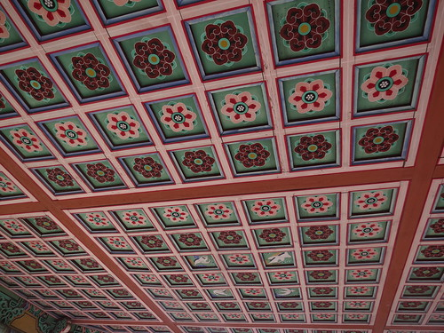 Korean Pagoda Roof