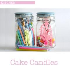 Cake Candles