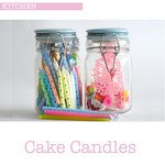 Cake Candles
