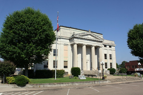 Carroll County Courthouse - Huntingdon, TN