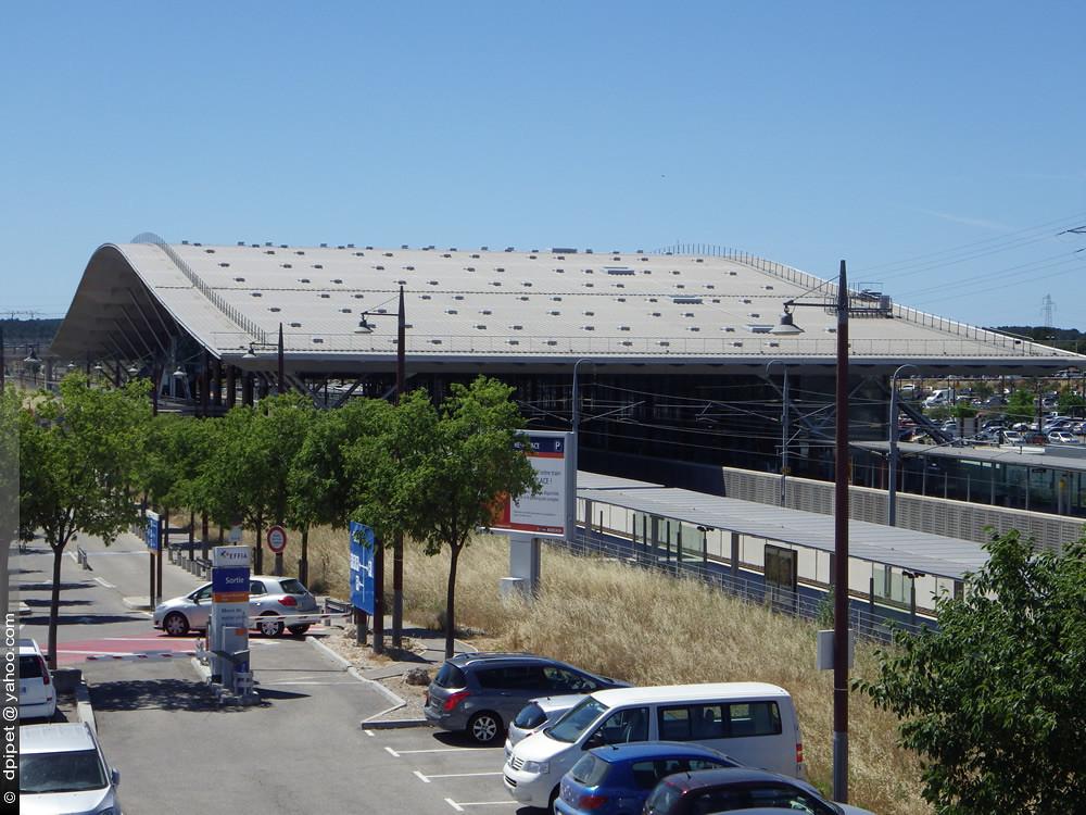 Hotel Gare Tgv Aix