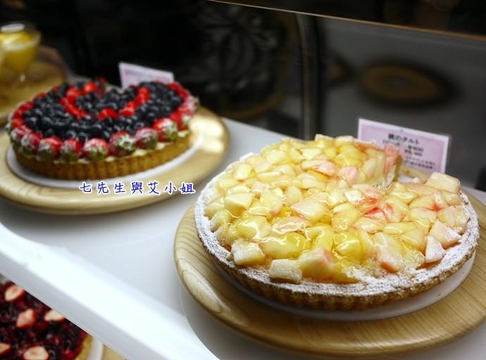 17 Patisserie Parterre杏桃 野莓派