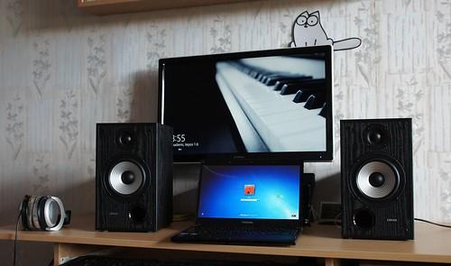 Edifier Studio 5 / Edifier R2500   garso sistema iki 300Lt