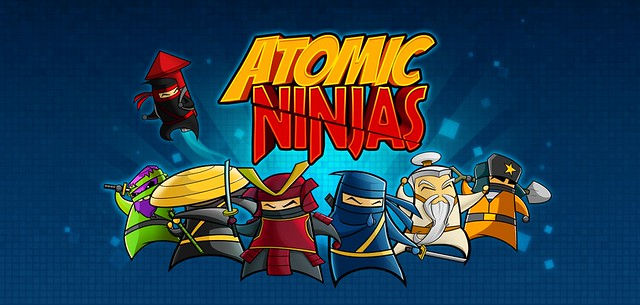 Atomic Ninjas on PS3 and PS Vita