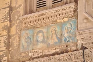Qué ver en La Valeta: Detalles religiosos en los edificios de La Valeta
