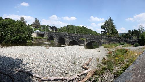 Bont Fawr, Dolgellau by Helen in Wales
