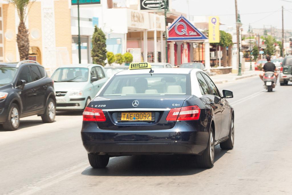 Такси Родоса
