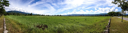 ranch blue sky panorama grass taiwan hualien 天空 花蓮 農場 草地 藍天 全景圖 新光兆豐休閒農場 fenglintownship hualiencounty iphone4s
