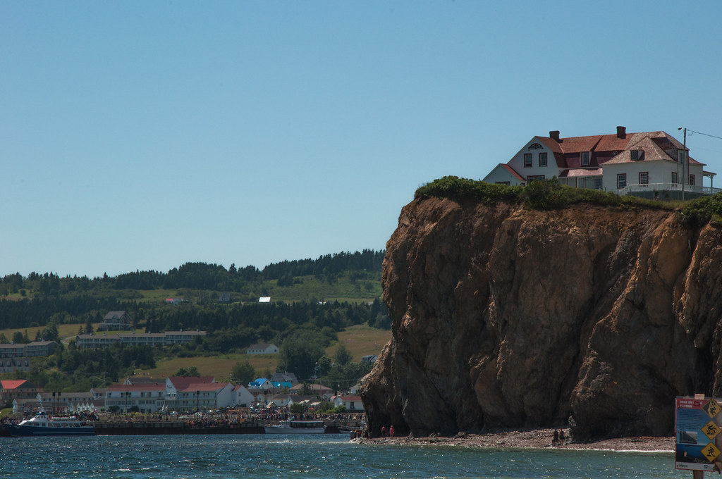 Gaspe Travel Guides