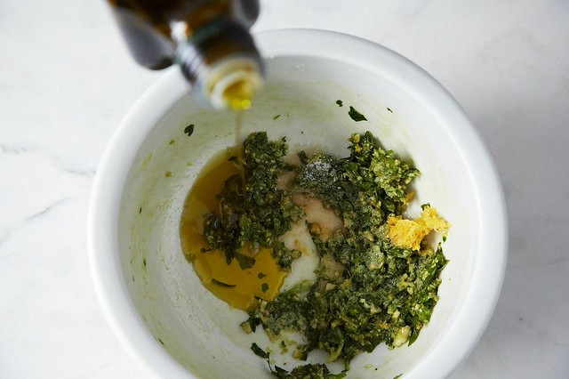 Pesto on Food52