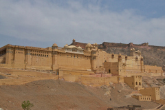 amer fort rajasthan forts