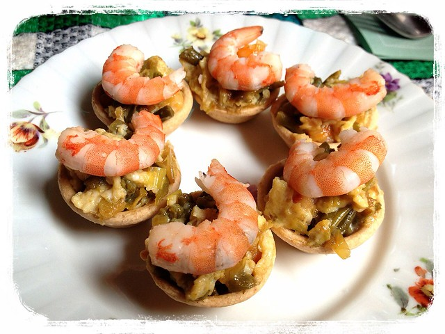 vol au vents fáciles