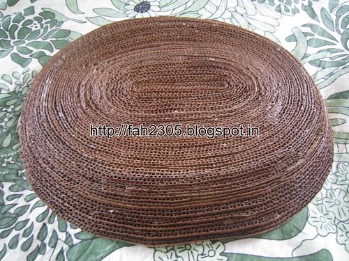 Handmade - Cardboard Bowl (11) by fah2305