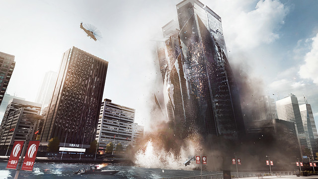 Battlefield 4 - LEVOLUTION - Siege of Shanghai