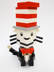 Cat In The Hat Cube Dude