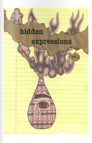 Hidden Expressions Vol. 1 (2012) - COVER