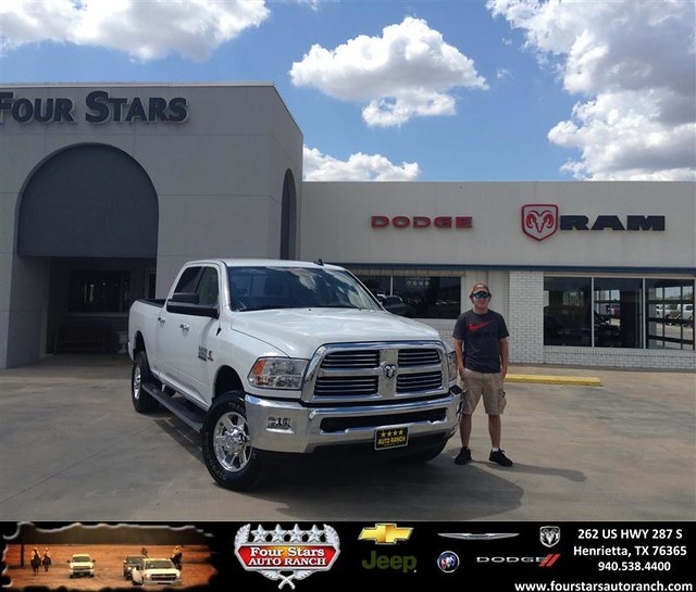 thank you to charlie reaves on the 2013 ram 2500 from scott sanders and everyone at four stars. Black Bedroom Furniture Sets. Home Design Ideas