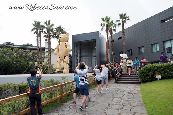 Teddy Bear Museum Jeju Island - Rebeccasawblog-064