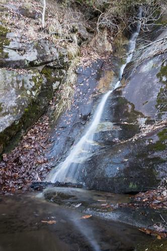 Rock Cliff Falls - 1