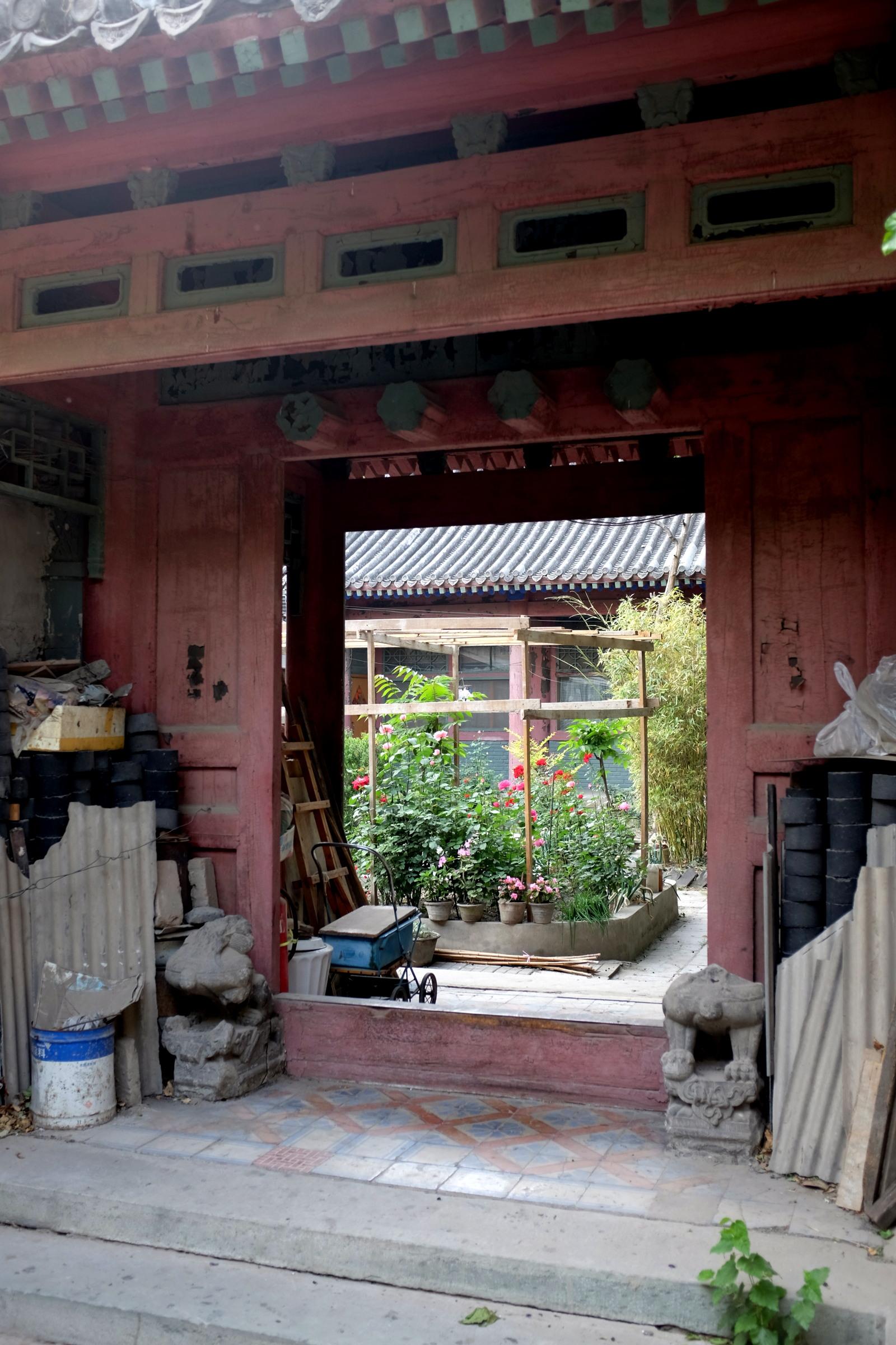 In den Hutongs
