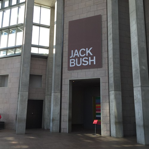 Jack Bush at the National Gallery