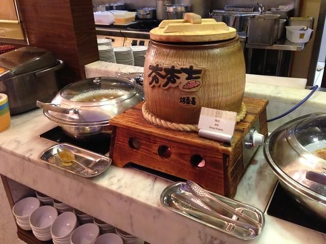 烤番薯@台中裕元花園酒店