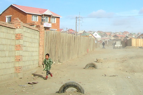 Ger District, Ulaanbaatar, Mongolia