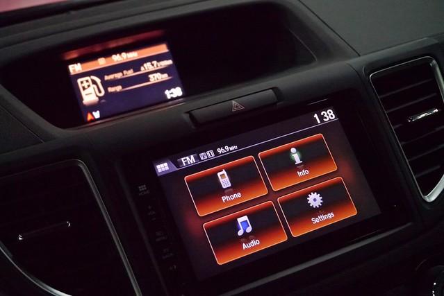 2015 Honda CRV 12