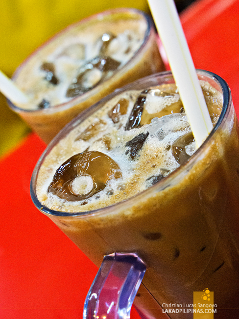 Kopi Ice at KL's Jalan Alor