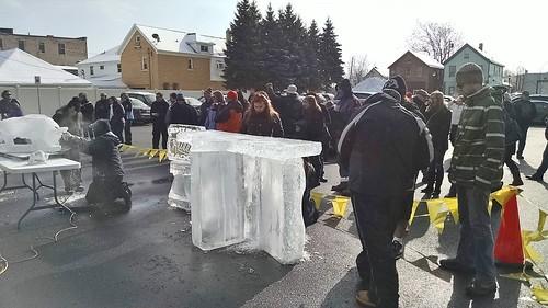 Larkinville Ice Festival - Buffalo, NY