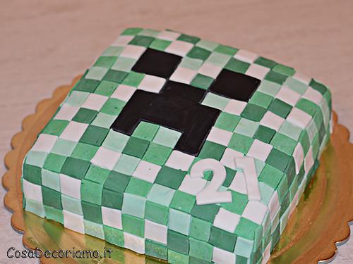 Torte - 74 - Torta Creeper