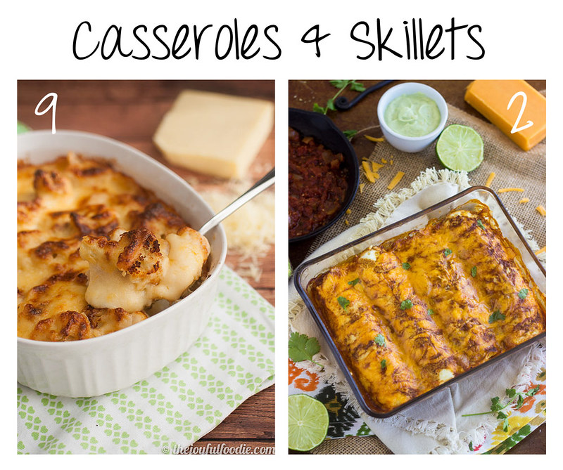Gluten Free Comfort Food Recipes for Casseroles, Skillets and More!