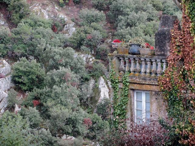 Montolieu Balcony