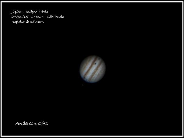 Eclipse triplo das luas de Júpiter 24/01/2015 16355253931_454de17cae_z