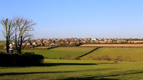 Saturday morning walk to Kingsdown