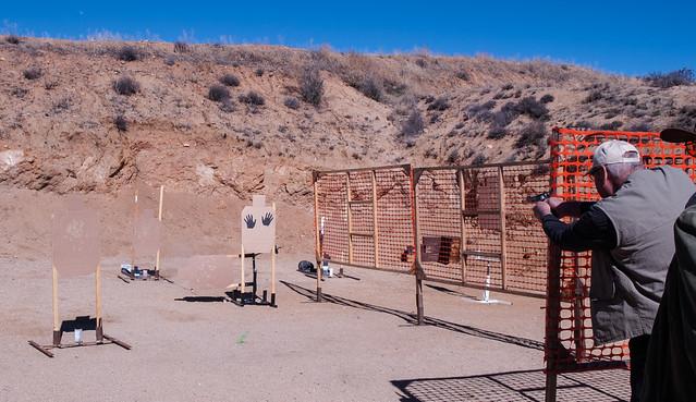Shooting at Disappearing Target