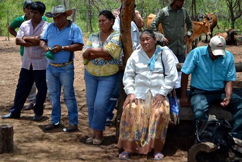Se reúnen capitanes Guaraníes de Chuquisaca y Santa Cruz