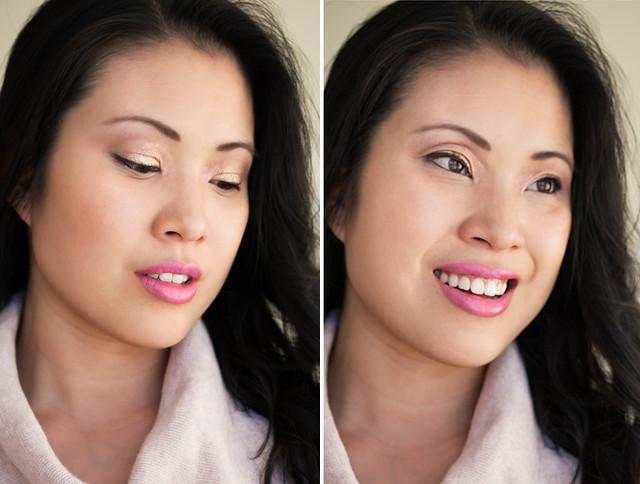 https://cuteandlittle.com | petite fashion beauty blog | ysl pink fetish lipstick review | pink lipsticks asian skin