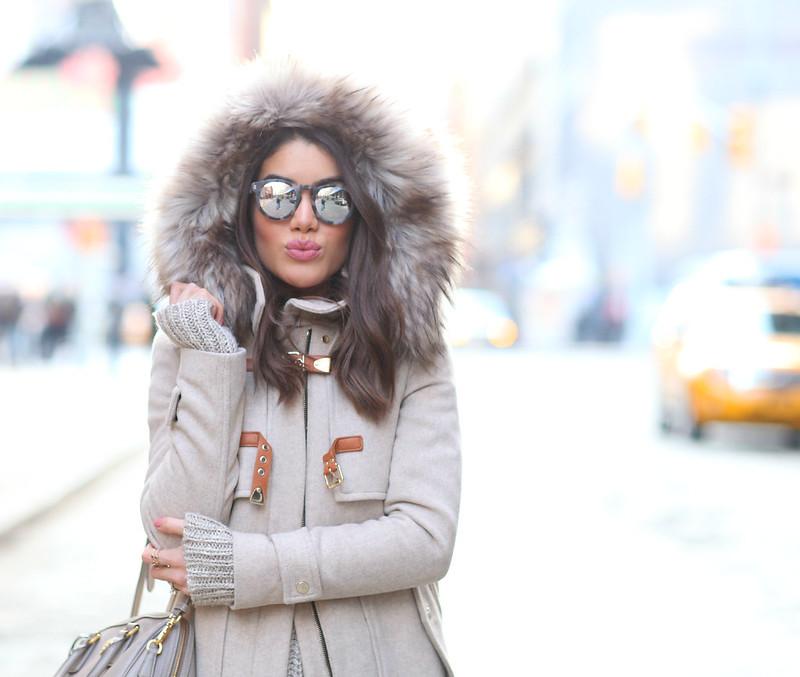 Super Vaidosa My Looks: Winter in NYC!