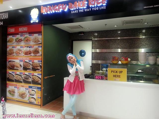 Kungfu Bake Rice  Aeon Big subang Jaya