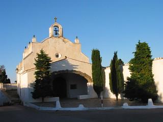 Chapel of St. Baldiri on the road between Cadaques and Port Lligat