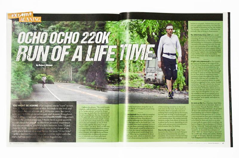 robertjohnwatson.com / feature on Front Runner Magazine