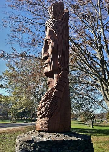 Enishkeetompauog Narragansett  [from Trail Of The Whispering Giants] by ArtFan70, via I {heart} Rhody